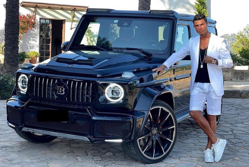 thu choi Mercedes-Benz G-Class anh 2