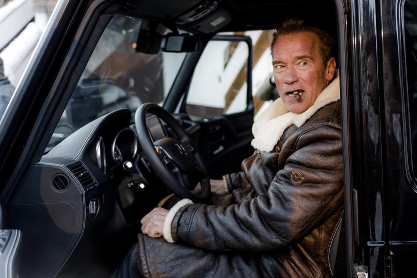thu choi Mercedes-Benz G-Class anh 7