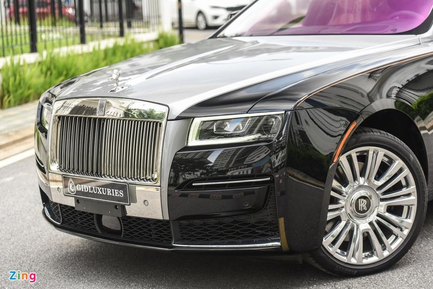 Rolls-Royce Ghost EWB 2021 anh 5