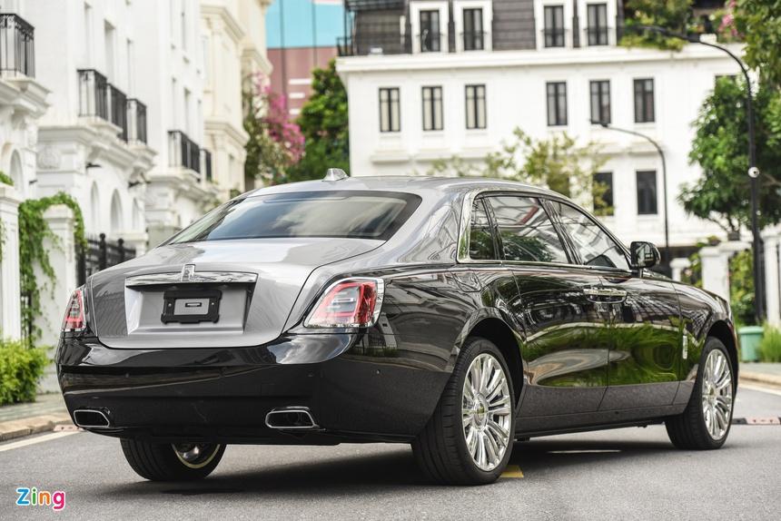 Rolls-Royce Ghost EWB 2021 anh 3
