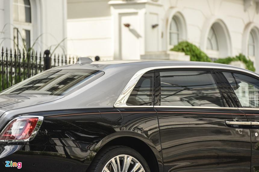 Rolls-Royce Ghost EWB 2021 anh 9