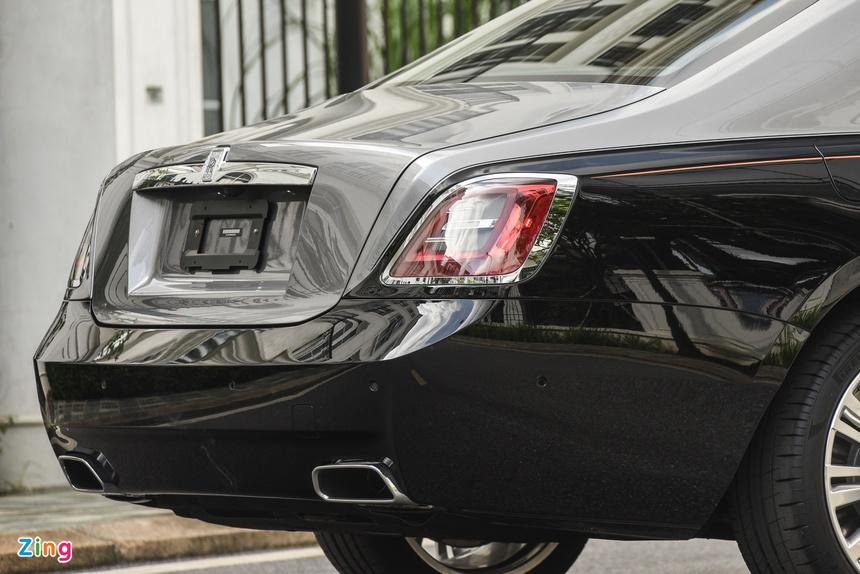 Rolls-Royce Ghost EWB 2021 anh 8