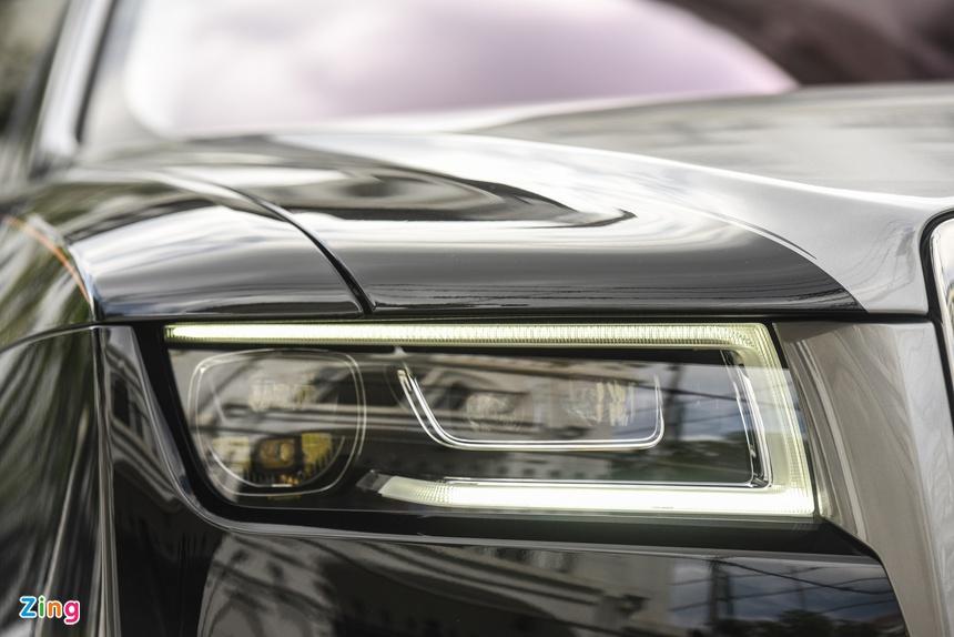 Rolls-Royce Ghost EWB 2021 anh 6