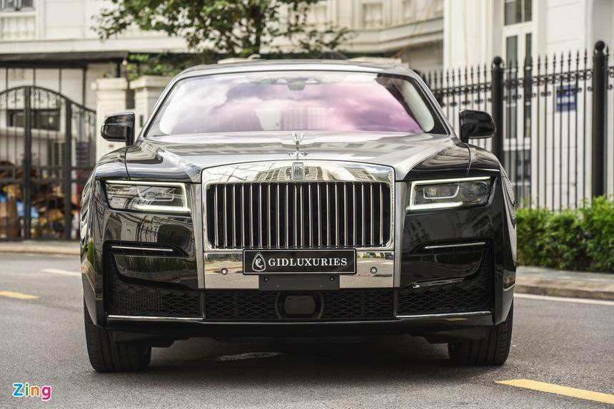 Rolls-Royce Ghost EWB 2021 anh 4