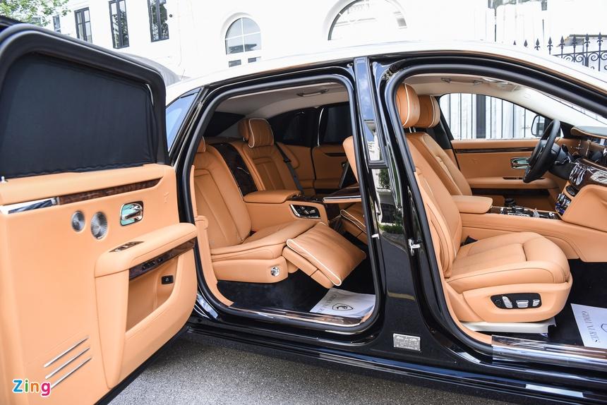 Rolls-Royce Ghost EWB 2021 anh 11