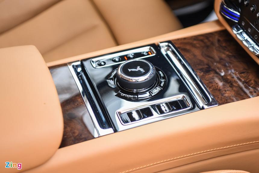 Rolls-Royce Ghost EWB 2021 anh 22