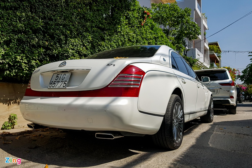 phan thanh, primmy truong, dam cuoi, rolls-royce, maybach, g63 anh 5