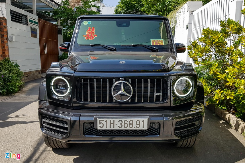 phan thanh, primmy truong, dam cuoi, rolls-royce, maybach, g63 anh 9