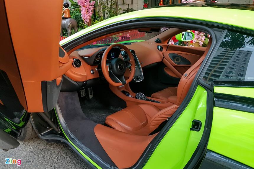 McLaren 570S voi goi do Vorsteiner hang doc tai Viet Nam anh 5