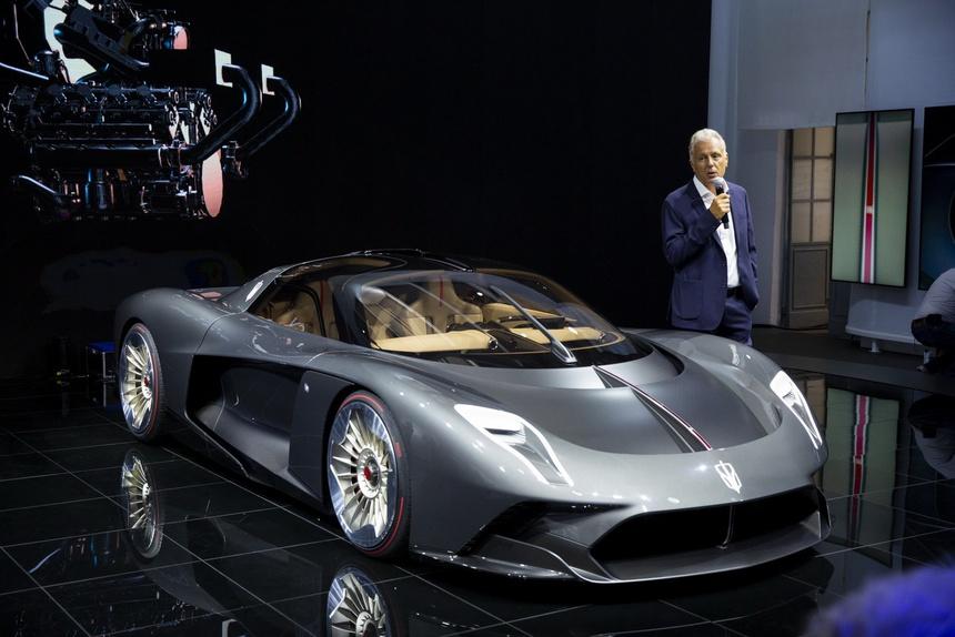 hongqi s9, s9, hongqi, sieu xe, milan design week 2021, milan, tuan le thiet ke Milan, milan design week anh 10