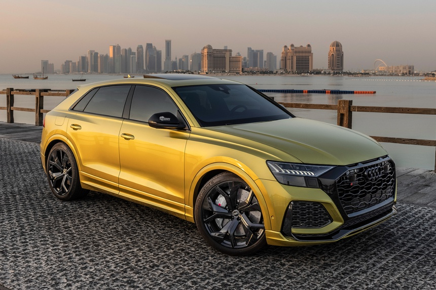 Audi RS Q8 phien ban doc nhat the gioi anh 3