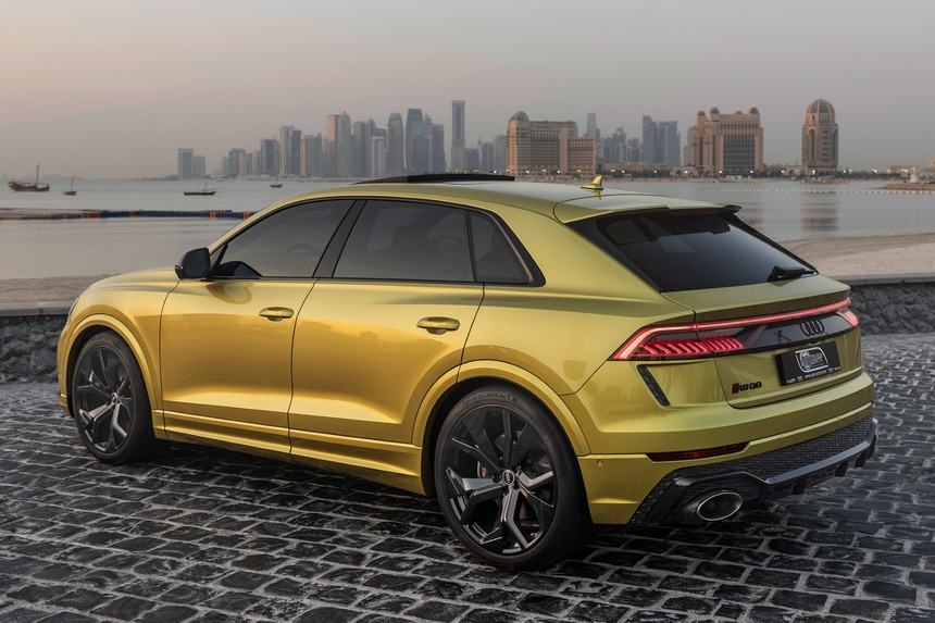 Audi RS Q8 phien ban doc nhat the gioi anh 4