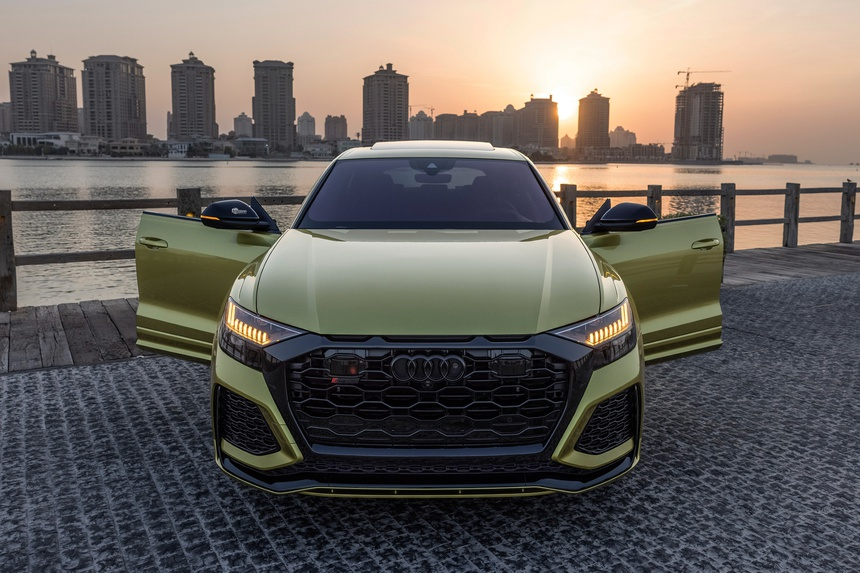Audi RS Q8 phien ban doc nhat the gioi anh 8