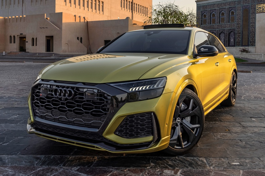 Audi RS Q8 phien ban doc nhat the gioi anh 1