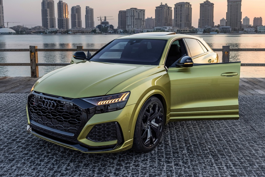 Audi RS Q8 phien ban doc nhat the gioi anh 5