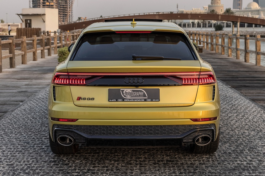 Audi RS Q8 phien ban doc nhat the gioi anh 6