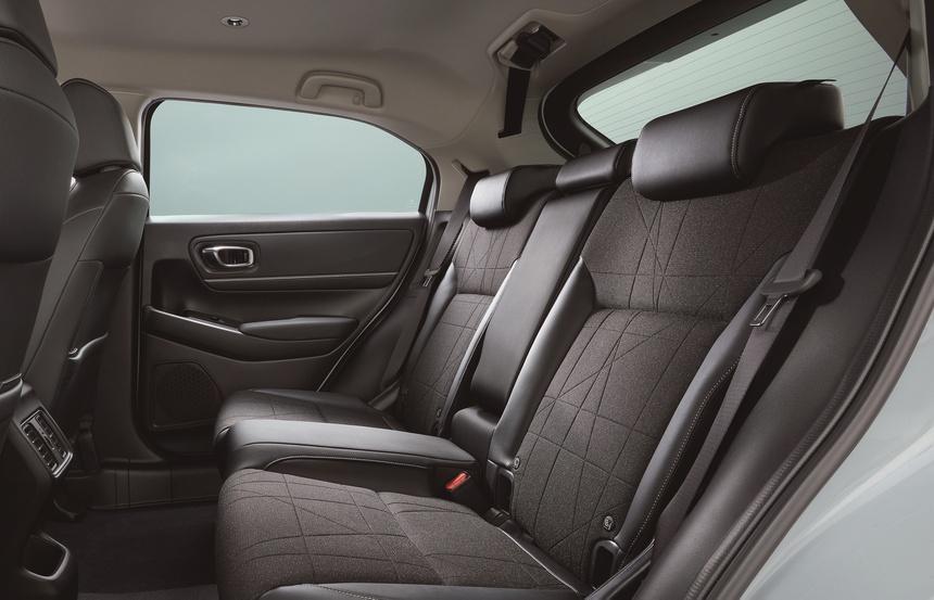 Honda HR-V 2021 duoc ra mat anh 9