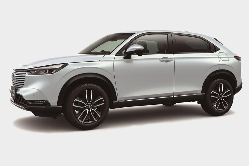 Honda HR-V 2021 duoc ra mat anh 1