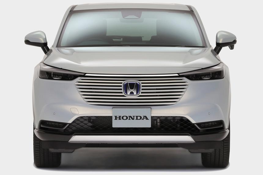 Honda HR-V 2021 duoc ra mat anh 3