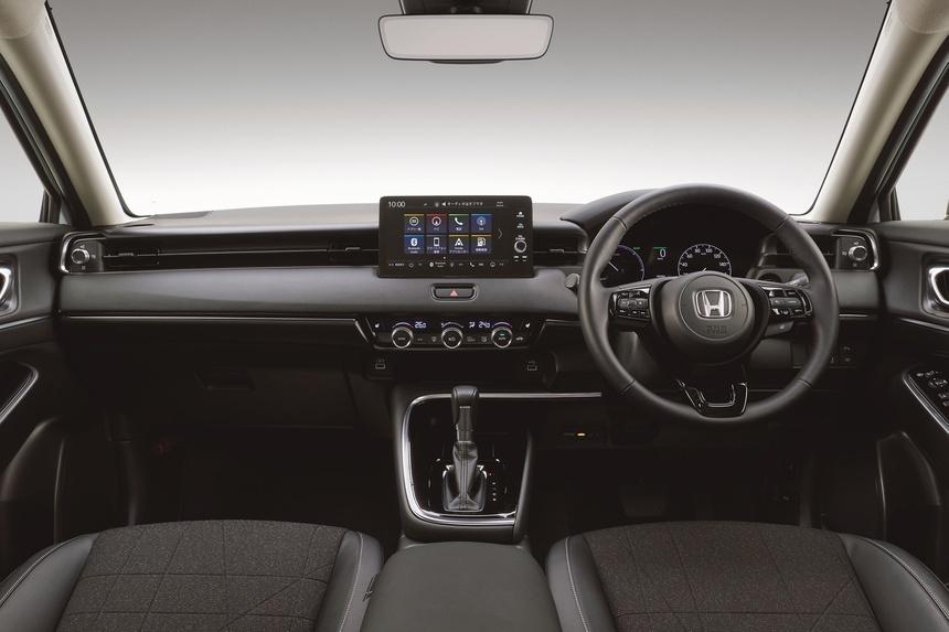 Honda HR-V 2021 duoc ra mat anh 5