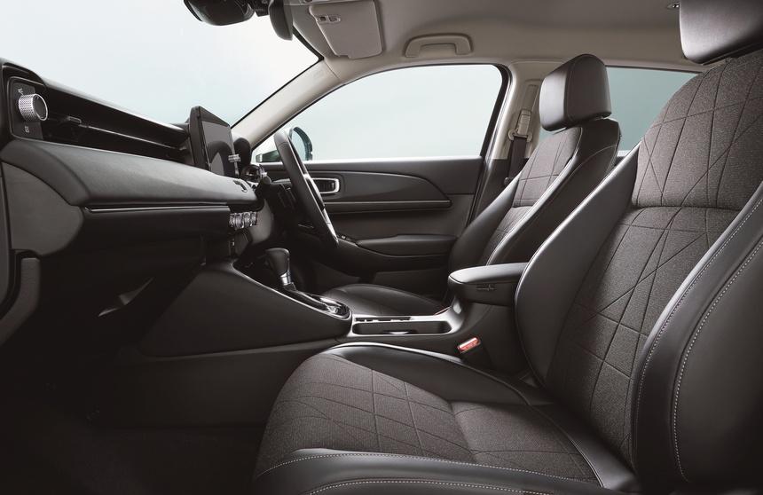 Honda HR-V 2021 duoc ra mat anh 8