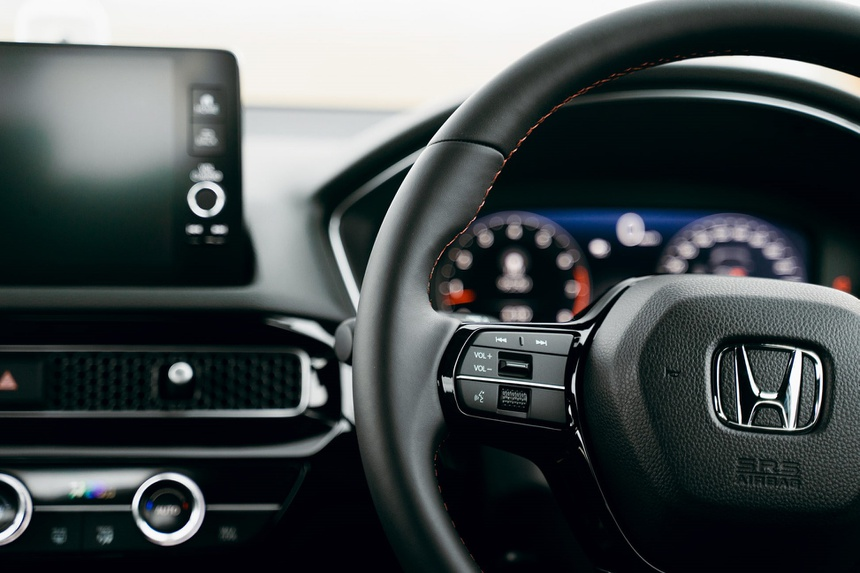 Honda Civic 2022 phong cach xe dua anh 9