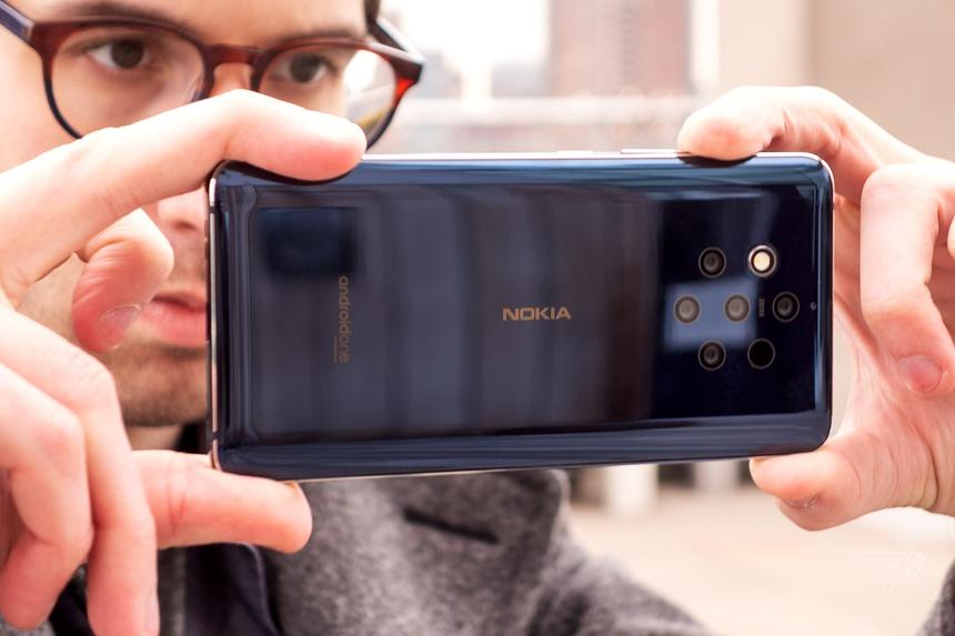 smartphone cao cap Nokia anh 2