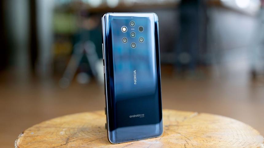 smartphone cao cap Nokia anh 1