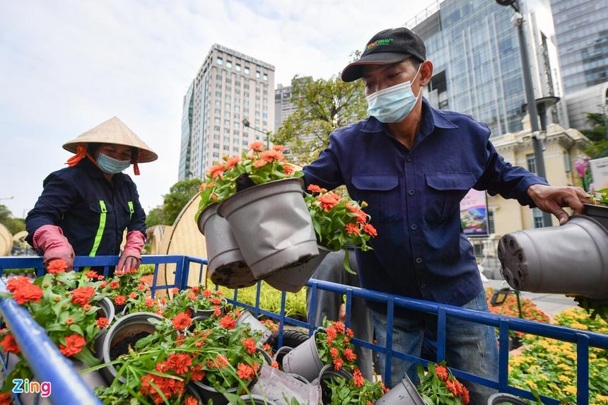 duong hoa Nguyen Hue 2021 anh 4