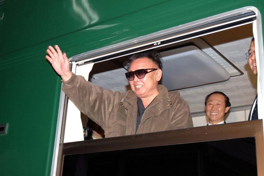 Doan tau boc thep dua ong Kim Jong Un sang VN co gi bi an? hinh anh 5
