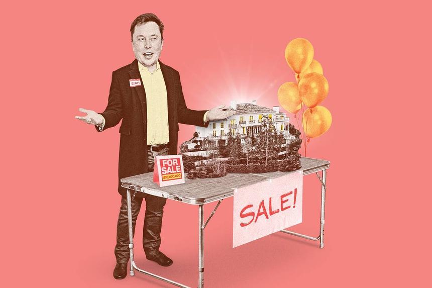 Elon Musk co giau nhu nguoi ta nghi? anh 1