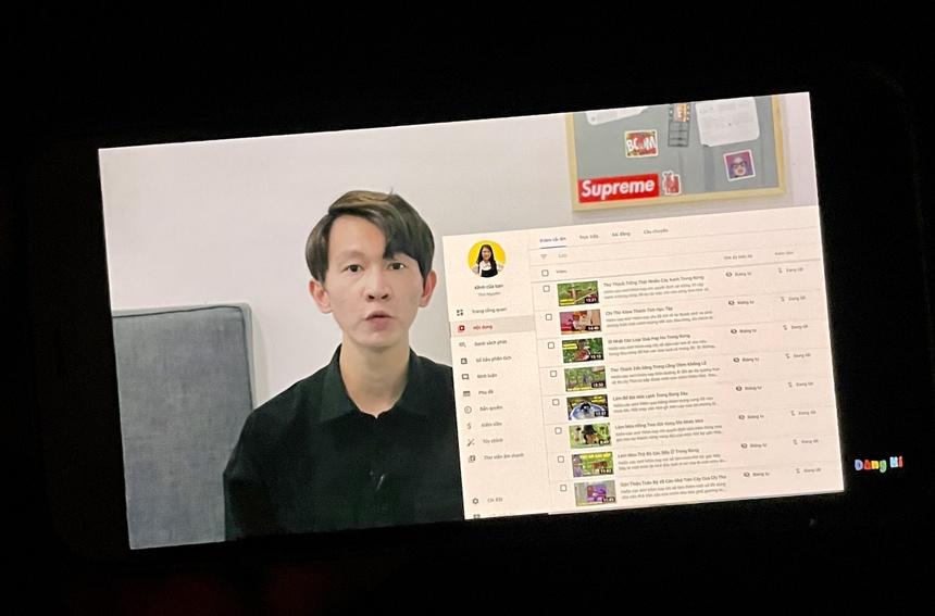 Kenh YouTube Tho Nguyen co noi dung ban, loi thuoc ve ai? anh 2