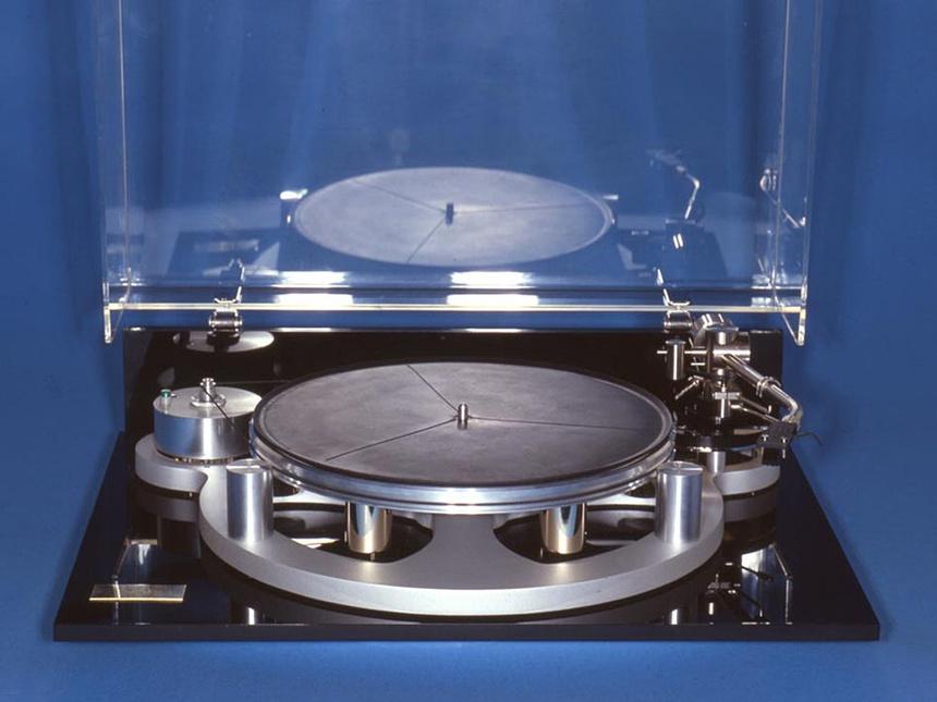 Thu choi Vinyl va bo suu tap Hi-Fi cua Steve Jobs anh 3