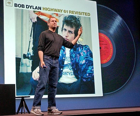 Thu choi Vinyl va bo suu tap Hi-Fi cua Steve Jobs anh 9