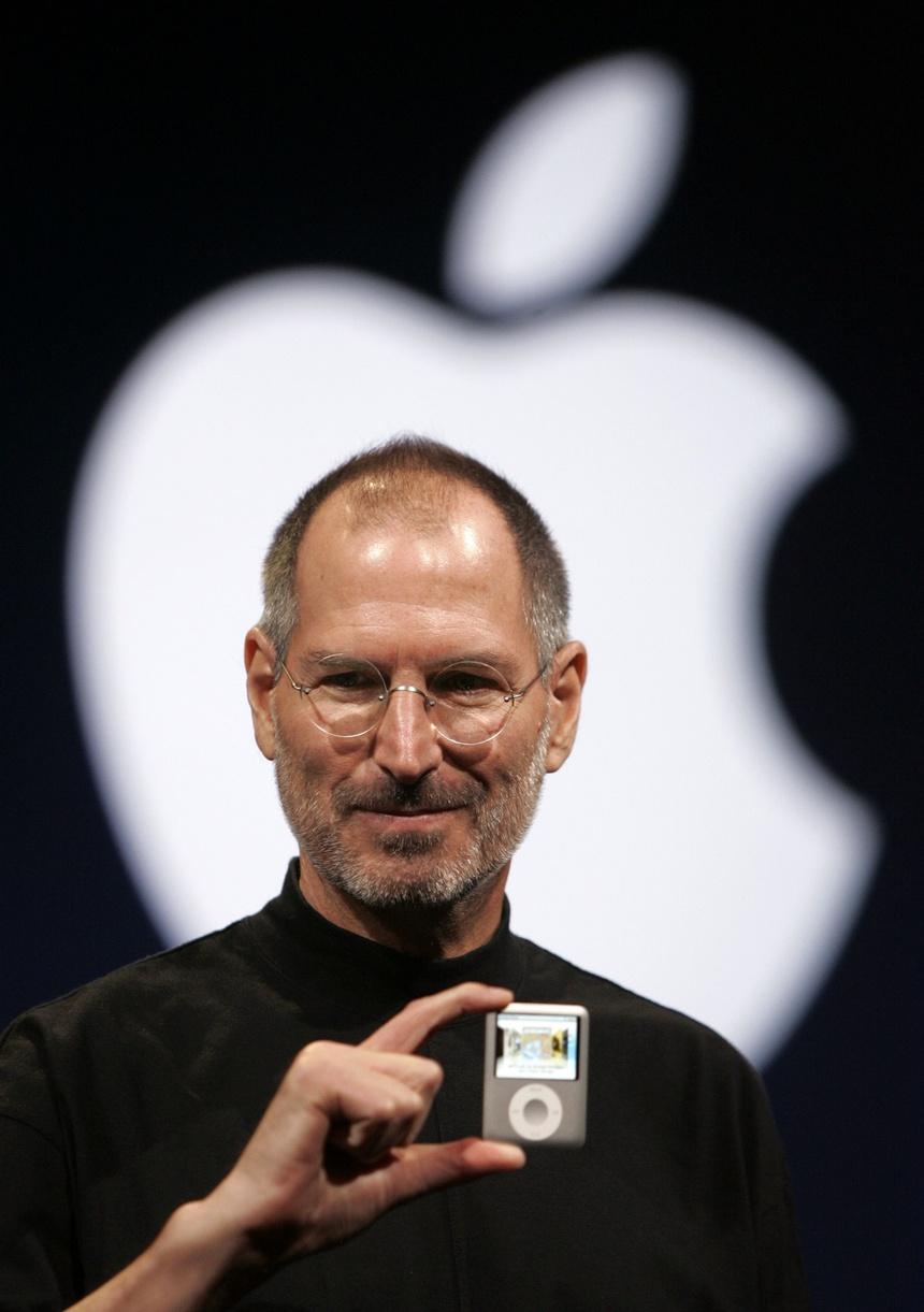 Thu choi Vinyl va bo suu tap Hi-Fi cua Steve Jobs anh 1