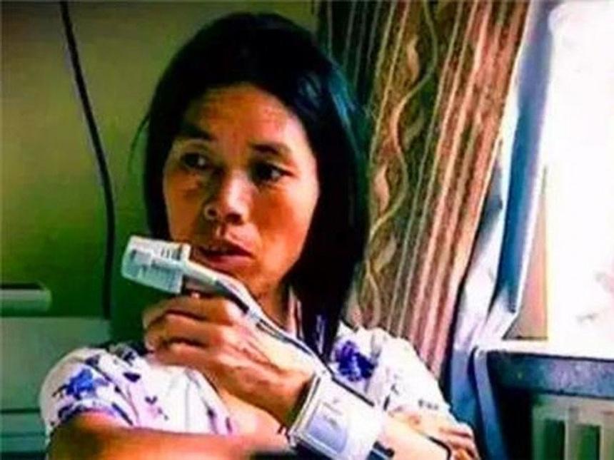 Nguoi phu nu Trung Quoc khong ngu suot 40 nam anh 1