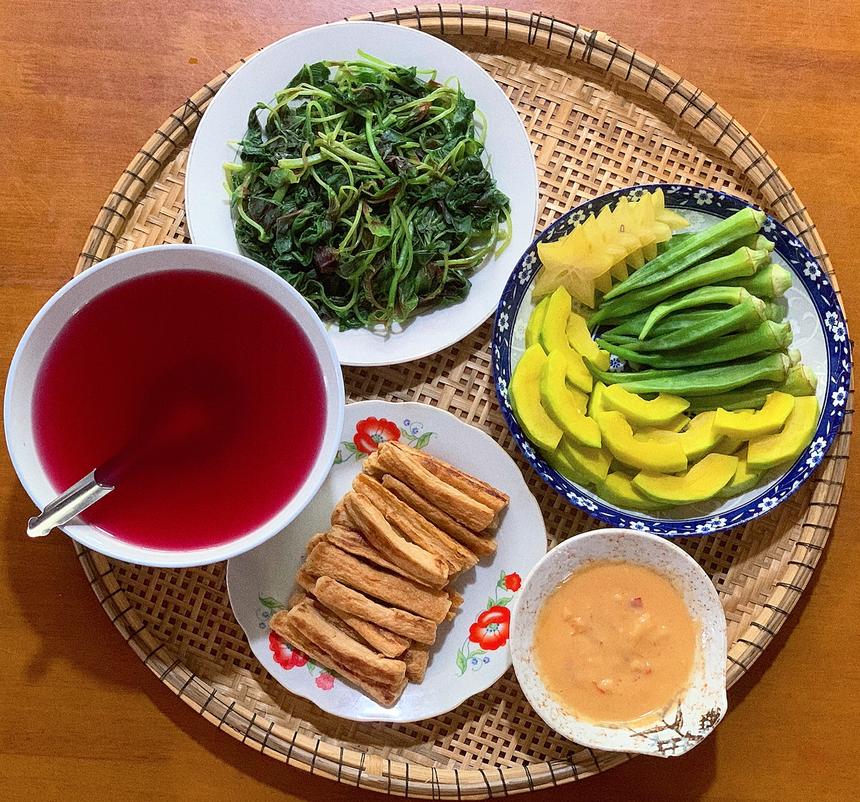 Gợi ý 14 mâm cơm chay ngon lành, đẹp mắt – VietNamNet