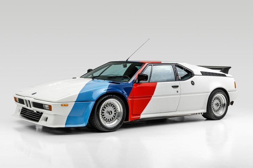 BMW M1 cua Paul Walker duoc ban gia 500.000 USD anh 9