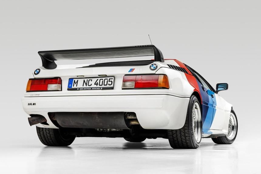 BMW M1 cua Paul Walker duoc ban gia 500.000 USD anh 10