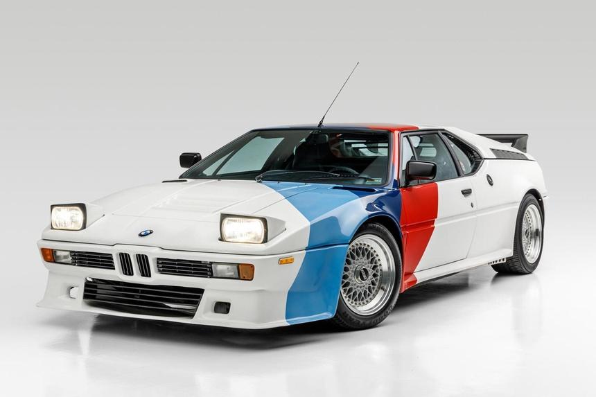 BMW M1 cua Paul Walker duoc ban gia 500.000 USD anh 2
