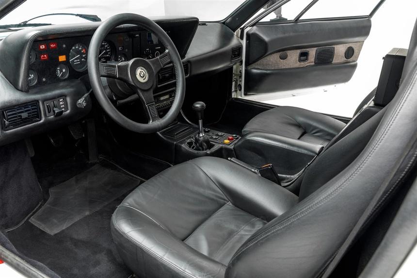 BMW M1 cua Paul Walker duoc ban gia 500.000 USD anh 5