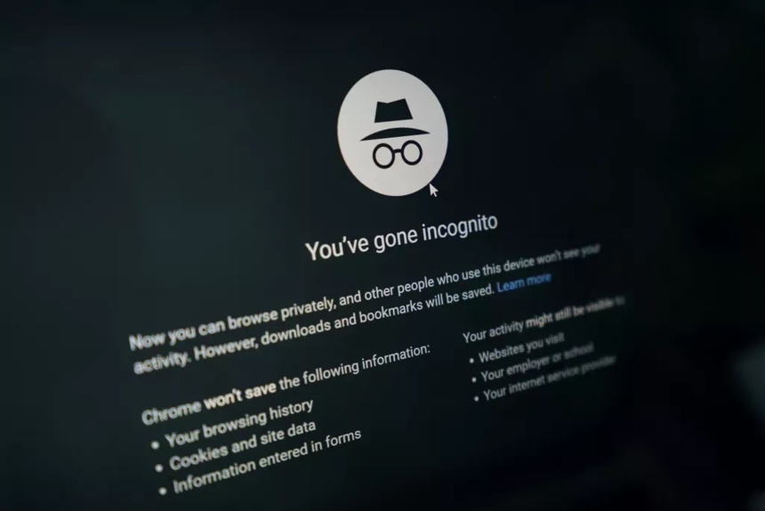 Che do an danh tren Google Chrome anh 1