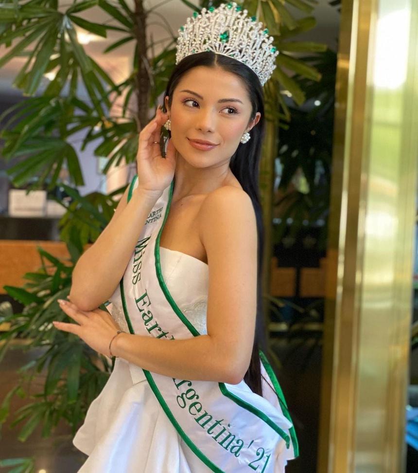 Hoa hau Trai dat Miss Earth anh 2