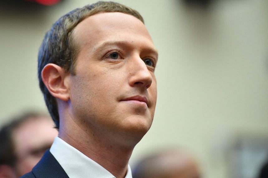Ghi chep cu gay hoa cho Facebook, Facebook, Mark Zuckerberg anh 1