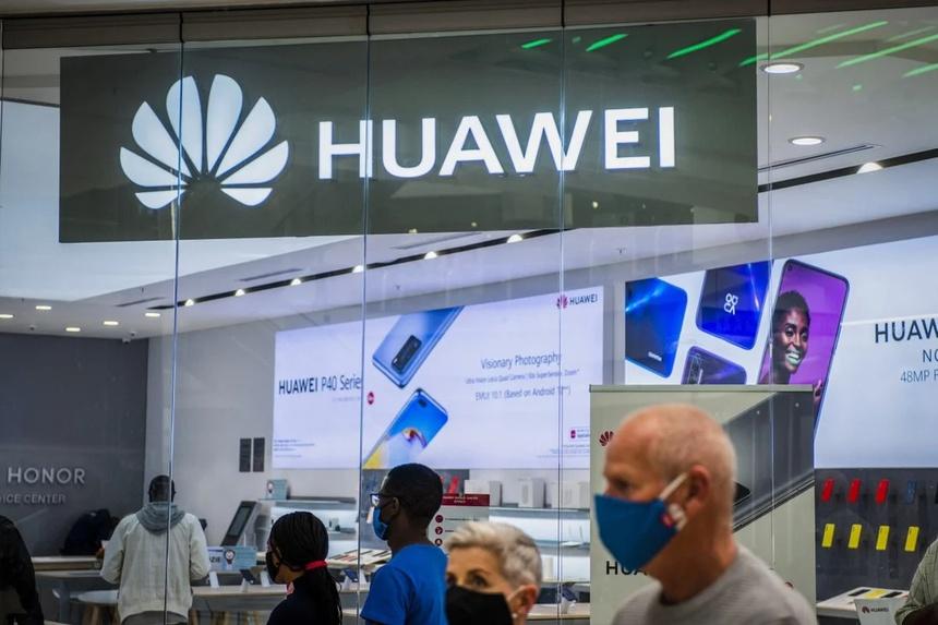Huawei tiep tuc kinh doanh smartphone anh 1