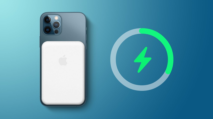 sac du phong MagSafe cho iPhone 12 anh 1