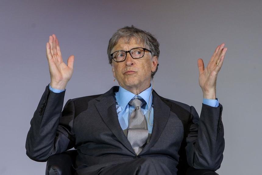 Bill Gates khuyen moi nguoi an thit bo nhan tao anh 1