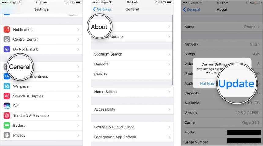 iPhone mat song sau khi cai iOS 14.7.1 anh 2