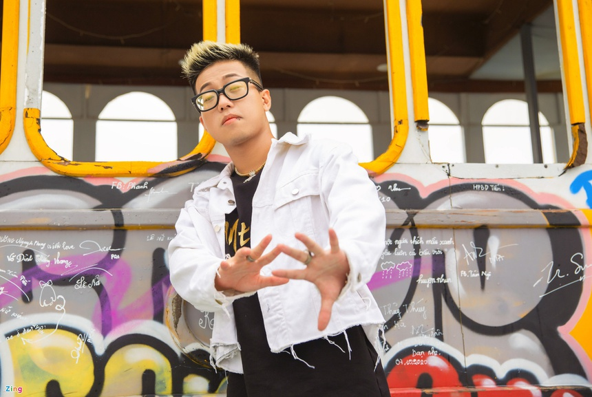ICD king of rap anh 2