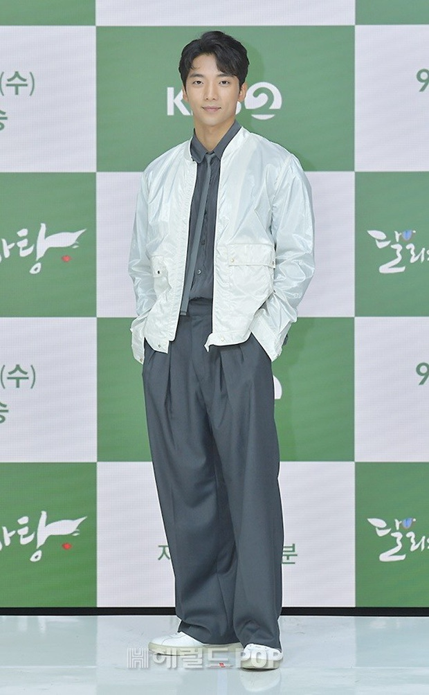 Yeon Woo hen ho Lee Min Ho anh 11